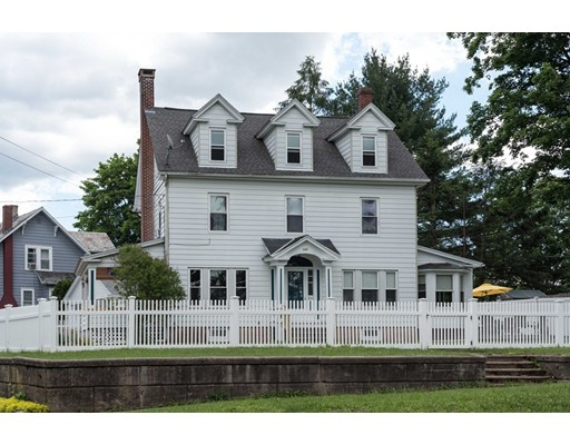 Single Family Home for Sale at 140 Park Street Easthampton, Massachusetts 01027 United States