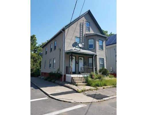 Maison avec plusieurs logements pour l Vente à 37 W Park Street Brockton, Massachusetts 02301 États-Unis