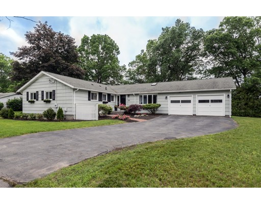 Single Family Home for Sale at 120 Lovejoy Road Andover, Massachusetts 01810 United States