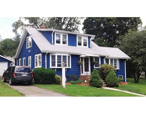 Single Family Home for Sale at 12 Devon Road Braintree, Massachusetts 02184 United States