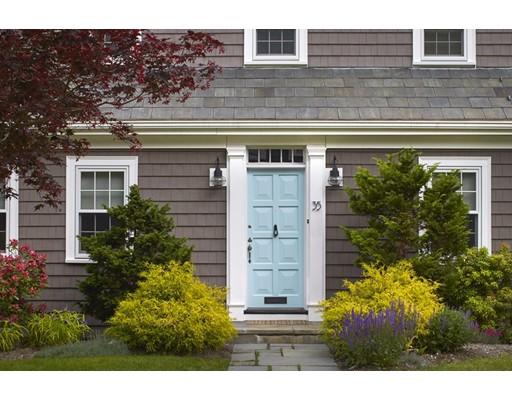 Casa Unifamiliar por un Venta en 35 Elizabeth Road Belmont, Massachusetts 02478 Estados Unidos