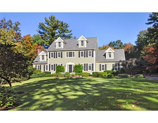 Single Family Home for Sale at 75 Schoolhouse Lane Boxborough, Massachusetts 01719 United States