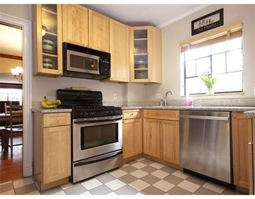 Condominium for Sale at 61 Gardner Road Brookline, Massachusetts 02445 United States