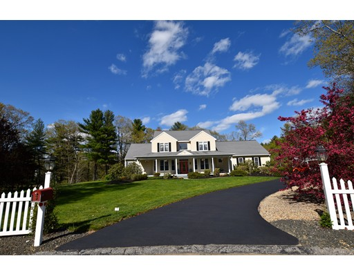 Casa Unifamiliar por un Venta en 3 Greenville Circle Leicester, Massachusetts 01542 Estados Unidos