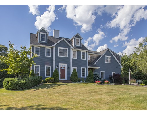 Casa Unifamiliar por un Venta en 45 Butternut Way Bridgewater, Massachusetts 02324 Estados Unidos