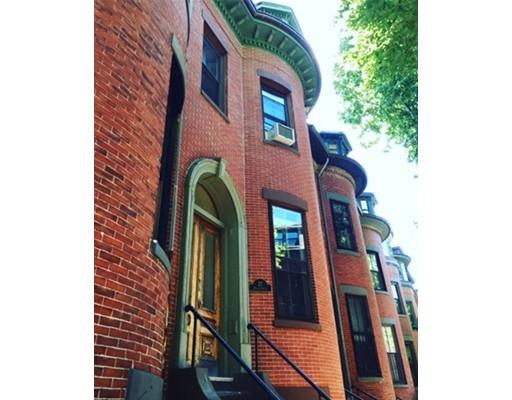 Casa multifamiliare per Vendita alle ore 27 Dwight Street Boston, Massachusetts 02118 Stati Uniti