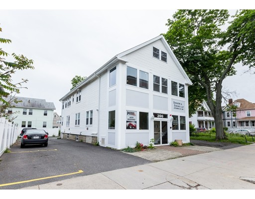 Commercial for Sale at 398 Pleasant Street 398 Pleasant Street Malden, Massachusetts 02148 United States