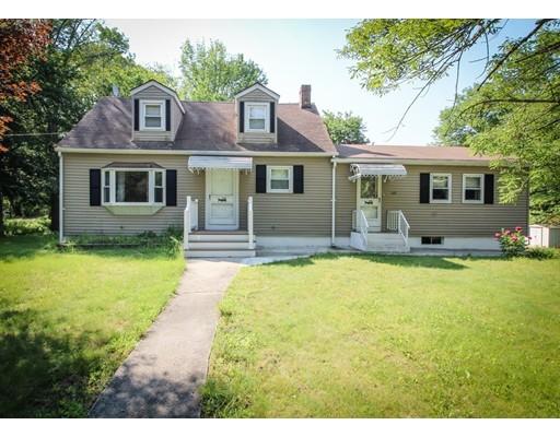 Частный односемейный дом для того Продажа на 693 Rocky Hill Road North Smithfield, Род-Айленд 02864 Соединенные Штаты