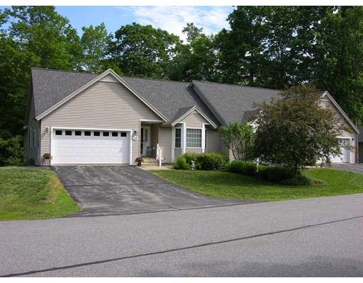 Condominium for Sale at 52 Cricket Hill Road #A East Kingston, New Hampshire 03827 United States