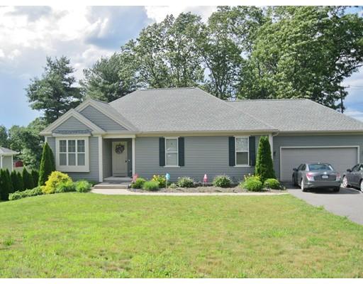 独户住宅 为 销售 在 861 East Street Ludlow, 马萨诸塞州 01056 美国