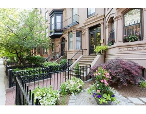 Additional photo for property listing at 163 Beacon  Boston, Massachusetts 02116 Estados Unidos