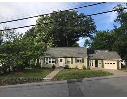 واحد منزل الأسرة للـ Sale في 20 Sherbourne Street Andover, Massachusetts 01810 United States