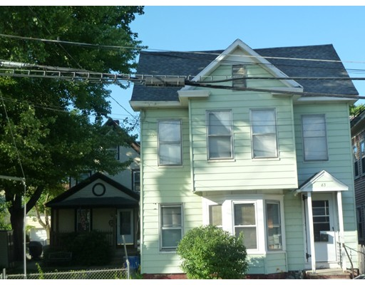 Multi-Family Home for Sale at 63 Fifth Street Montague, Massachusetts 01376 United States