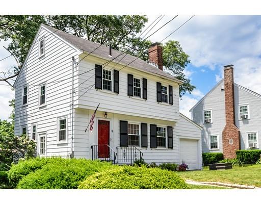 独户住宅 为 销售 在 51 Gretter Road 波士顿, 马萨诸塞州 02132 美国