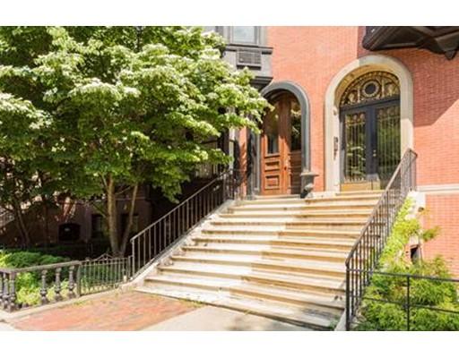 独户住宅 为 出租 在 194 Beacon 波士顿, 马萨诸塞州 02116 美国