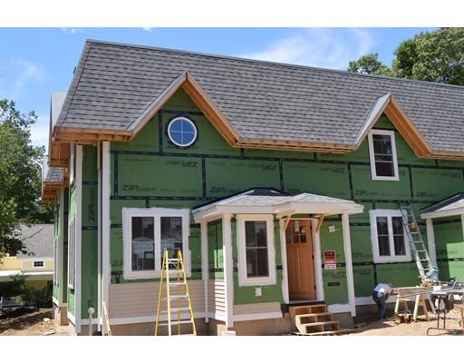 Condominio por un Venta en 32 North Prospect Amherst, Massachusetts 01002 Estados Unidos