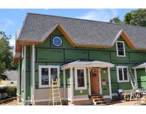 Condominio por un Venta en 32 North Prospect Street Amherst, Massachusetts 01002 Estados Unidos