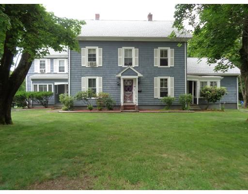 Multi-Family Home for Sale at 497 Thacher Attleboro, Massachusetts 02703 United States