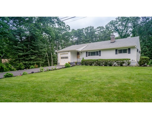 Single Family Home for Sale at 13 Hilltop Drive Bedford, Massachusetts 01730 United States
