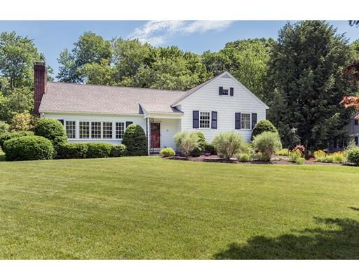 Maison unifamiliale pour l Vente à 41 Clark Road Andover, Massachusetts 01810 États-Unis