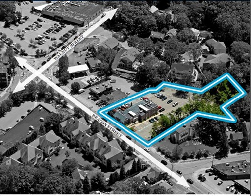 Commercial for Sale at 1114 Beacon Street Newton, Massachusetts 02461 United States