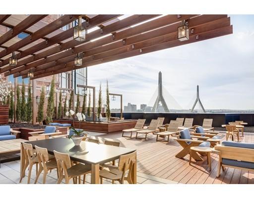 共管式独立产权公寓 为 销售 在 100 Lovejoy Place 波士顿, 马萨诸塞州 02114 美国