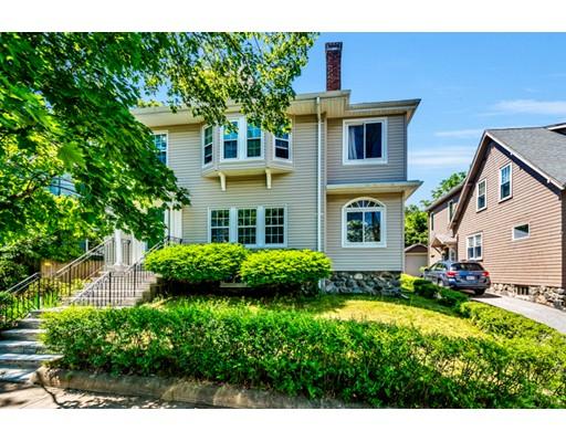 Condominio por un Venta en 113 Mount Vernon Street Arlington, Massachusetts 02476 Estados Unidos
