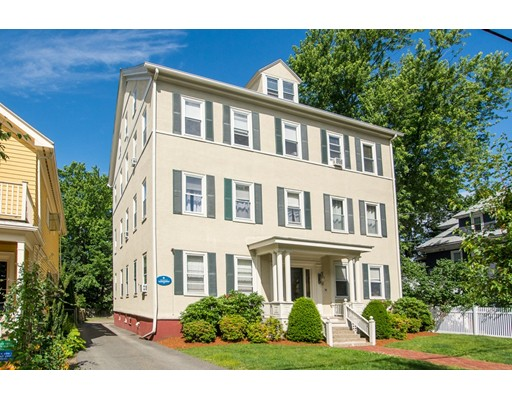 Condominium for Sale at 234 Lake View Avenue Cambridge, Massachusetts 02138 United States