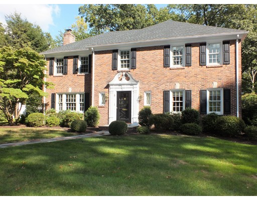 Single Family Home for Sale at 5 Durham Road 5 Durham Road Longmeadow, Massachusetts 01106 United States