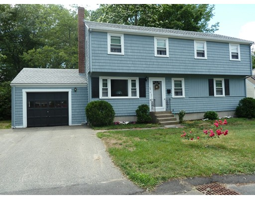 Single Family Home for Sale at 24 Whittier Road Braintree, Massachusetts 02184 United States