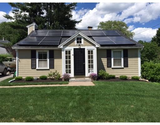 Maison unifamiliale pour l Vente à 4 Highland Avenue Andover, Massachusetts 01810 États-Unis