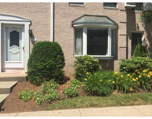 共管式独立产权公寓 为 销售 在 2 Mansion Woods Agawam, 马萨诸塞州 01001 美国