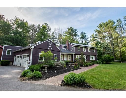 独户住宅 为 销售 在 218 Mechanic Street 厄普顿, 马萨诸塞州 01568 美国