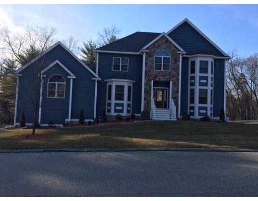 Частный односемейный дом для того Продажа на 16 Frasier Lane Tewksbury, Массачусетс 01876 Соединенные Штаты