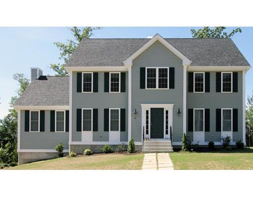 Maison unifamiliale pour l Vente à 33 Amherst Drive Auburn, Massachusetts 01501 États-Unis