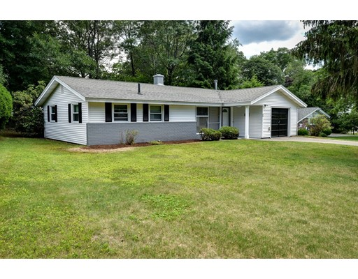 Single Family Home for Sale at 35 Springhill Road Framingham, Massachusetts 01701 United States