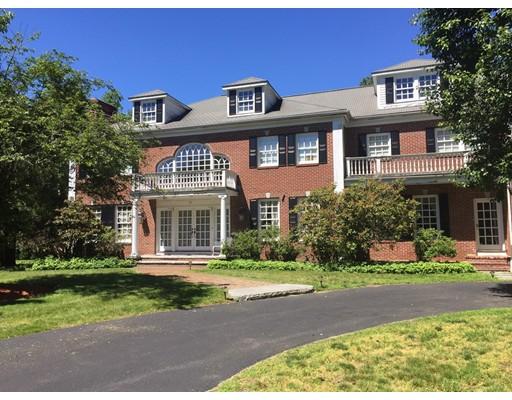 Casa Unifamiliar por un Venta en 32 Solomon Pierce Road Lexington, Massachusetts 02420 Estados Unidos
