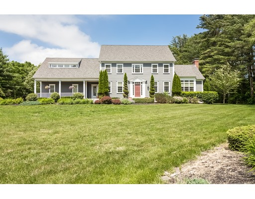 واحد منزل الأسرة للـ Sale في 6 Trout Brook Trail Kingston, Massachusetts 02364 United States