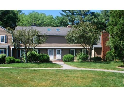 Appartement en copropriété pour l Vente à 82 Baldwin Lane Boxborough, Massachusetts 01719 États-Unis