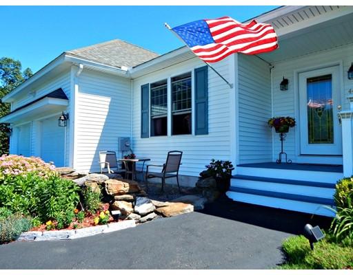 独户住宅 为 销售 在 44 Montesion Drive 菲奇堡, 马萨诸塞州 01420 美国