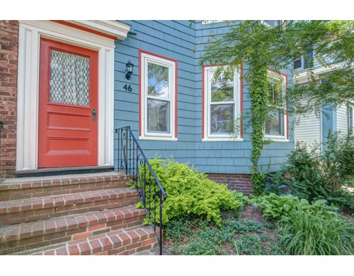 Condominium for Sale at 46 Cottage Street Cambridge, Massachusetts 02139 United States