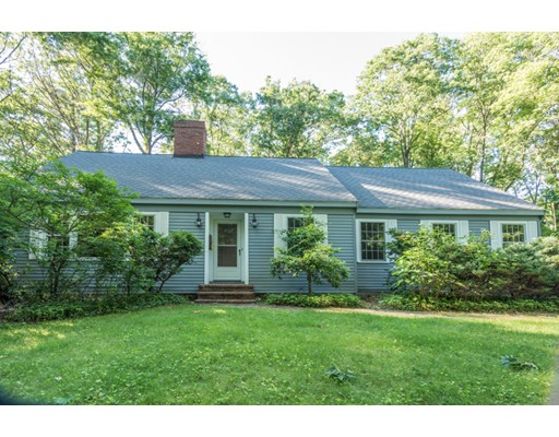 Single Family Home for Sale at 39 King John Drive Boxford, Massachusetts 01921 United States
