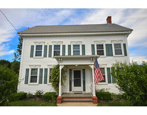 Single Family Home for Sale at 78 S Franklin Street Holbrook, Massachusetts 02343 United States