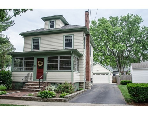 19 Madison Ave, Wakefield, MA 01880