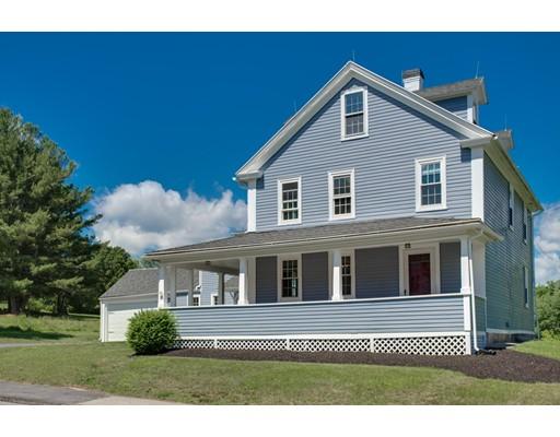 Частный односемейный дом для того Продажа на 56 Pakachoag Street Auburn, Массачусетс 01501 Соединенные Штаты