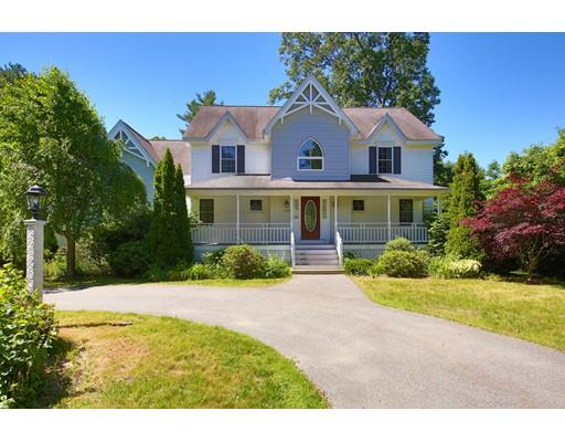 Maison unifamiliale pour l Vente à 1533 Whipple Road Tewksbury, Massachusetts 01876 États-Unis