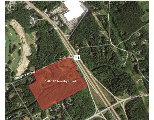 Land for Sale at 128 Armsby Road Sutton, Massachusetts 01590 United States