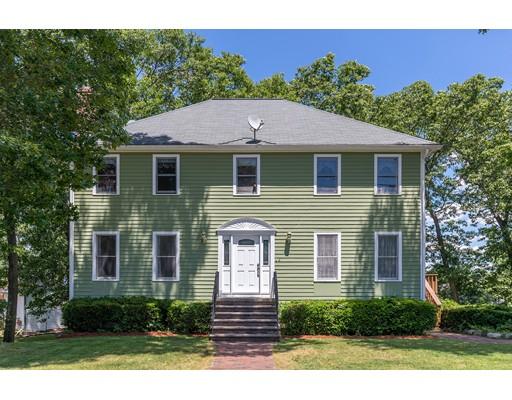 Частный односемейный дом для того Продажа на 2 TORY ROW Woburn, Массачусетс 01801 Соединенные Штаты