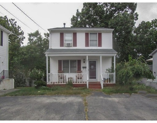 Single Family Home for Sale at 27 Hurdis Street North Providence, Rhode Island 02904 United States