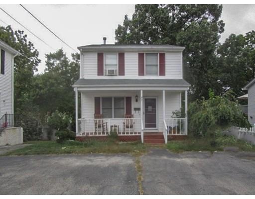 Maison unifamiliale pour l Vente à 27 Hurdis Street 27 Hurdis Street North Providence, Rhode Island 02904 États-Unis
